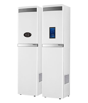 H606 Cabinet Fresh Air Purifier