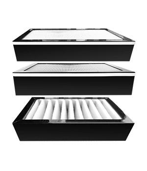 H7-series filter core set